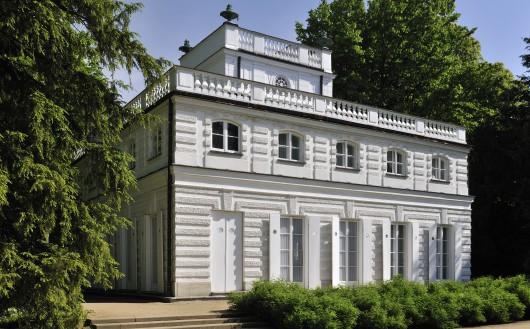 Zabytki Warszawy Architektura łazienki Królewskie