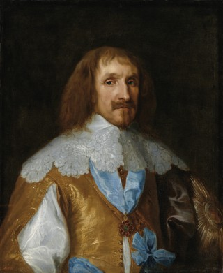 Philip Herbert, 4th Earl of Pembroke and 1st Earl of Montgomery - 1
