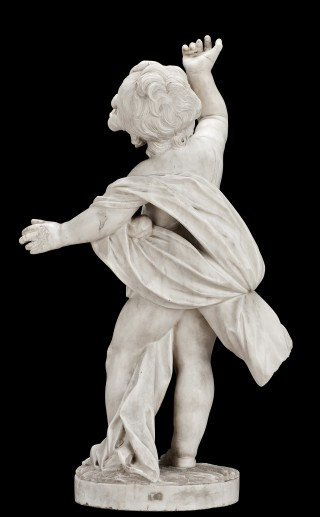 Putto  (II) - 2