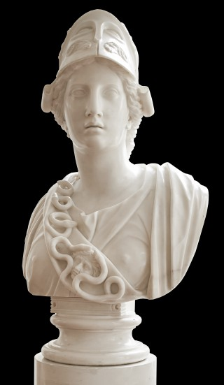 Bust of Pallas Athena - 1