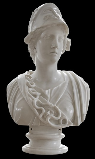 Bust of Pallas Athena - 2