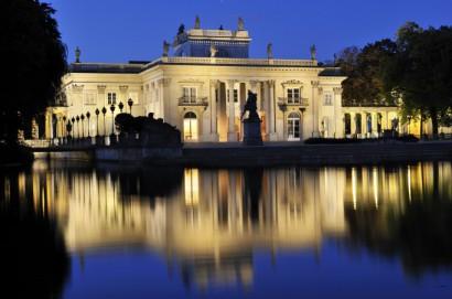 Darmowy Listopad Nocne Zwiedzanie Pałacu Na Wyspie Wydarzenia