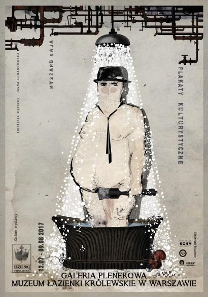 Ryszard Kaja Plakaty Kulturystyczne Wydarzenia