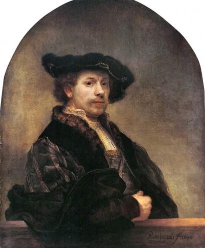 Akcja Pomagając Rembrandtowi łazienki Królewskie