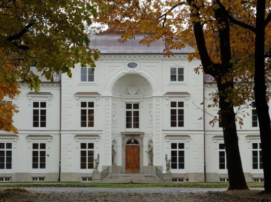 Udostępnianie Przestrzeni Pałac Myślewicki łazienki
