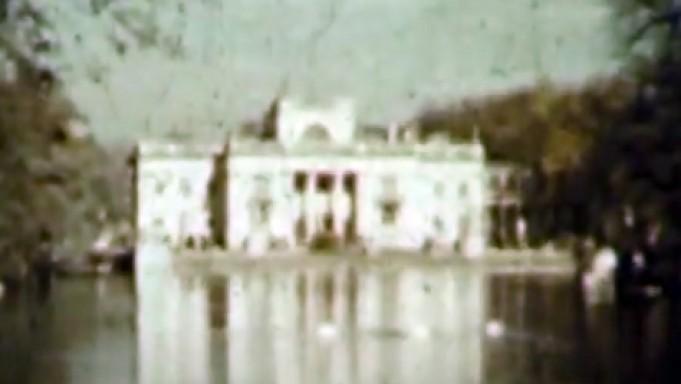 Historia łazienki Królewskie