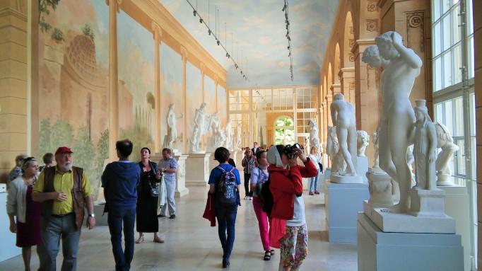 Królewska Galeria Rzeźby Od 21 Czerwca W łazienkach