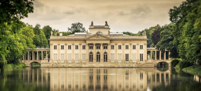 łazienki Królewskie W Stowarzyszeniu Europejskich Rezydencji