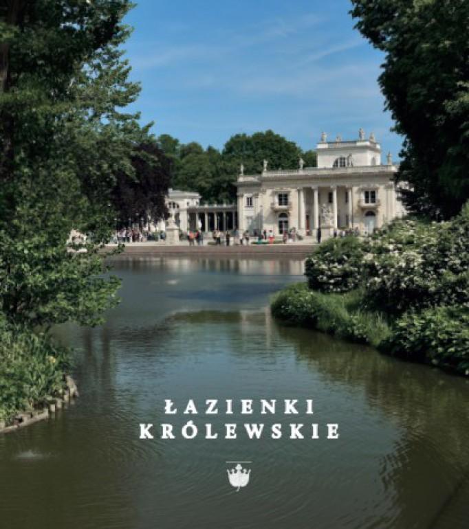 Album Fotograficzny łazienki Królewskie