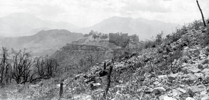 Monte Cassino. On the 75th Anniversary of the Battle
