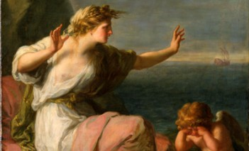 Exhibition of one painting. See the masterpiece 'Ariadne Abandoned by Theseus'