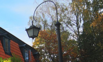 New garden lamps will lighten up the Łazienki