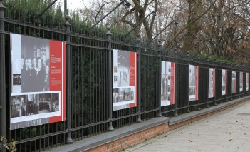 """Centenary of Relations Between Poland and Latvia"". Exhibition preview"