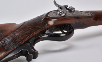 The collections of the Museum have gained firearms from the 18th and 19th century