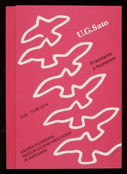 Plakat Kulturalny Ug Sato Publikacja