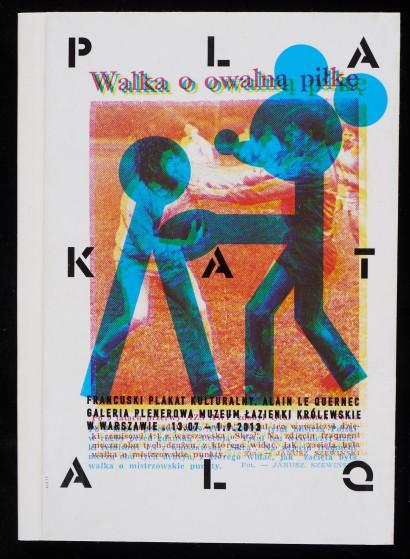Francuski Plakat Kulturalny Alain Le Quernec E Sklep